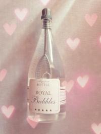 """Wedding Bubbles """"Champagner"""" Seifenblasenflaschen"""