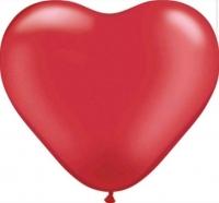 """Luftballons """"Herzen oder rund"""" in verschiedenen Farben"""